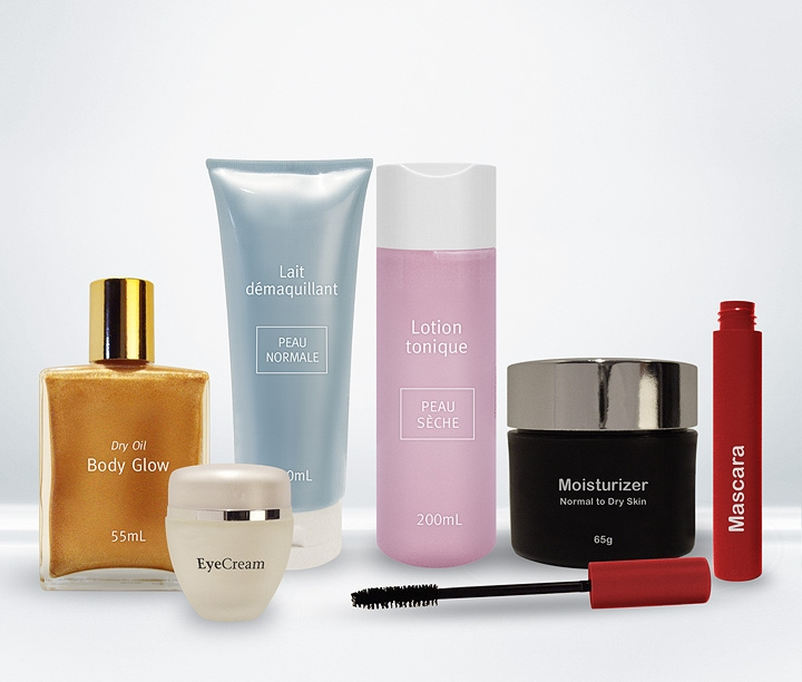cosmetic products make up